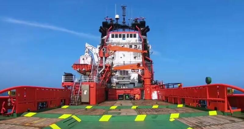 我们的侣行北京海洋领导者破冰船什么时候出发?